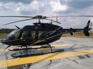 Helicopter Bell 407, 2005