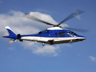 Helicopter AW109 Power, new