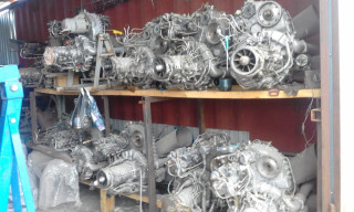 Engine GTD-350