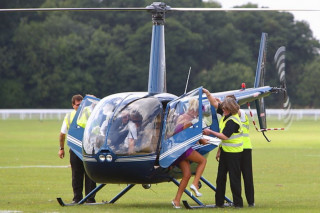 Helicopter Robinson R44, 2004 y.