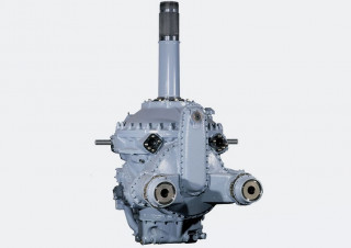 Rotor gearbox of the Mi-8 (BP-14)