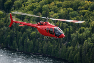 Helicopter Bell 505, new